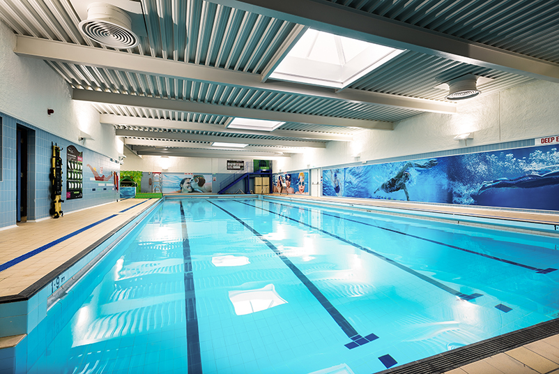 Case studies arc major projects for Marlborough college swimming pool
